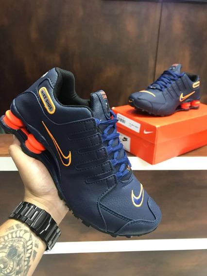 Tenis Nike Nz 4 Molas Ft Original Cores Frete Grátis