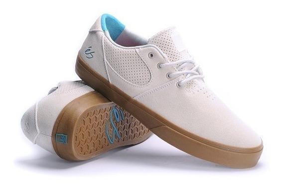 Zapatillas Es Accel Sq White/gum