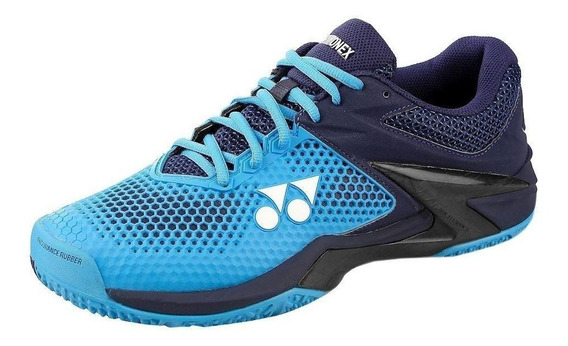 Zapatillas Yonex Eclipsion 2 Clay Azul Tenis Hollywood Sport