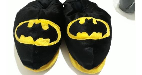 Pantufa Super Herói Batman Oferta Arrasadora