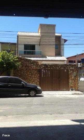 Casa Para Venda Em Vila Velha, Santa Mônica, 3 Dormitórios, 1 Suíte, 2 Banheiros, 2 Vagas - 078_2-471580