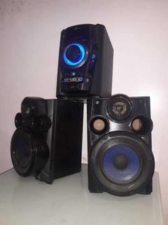 Parlantes Lg Mini Hi-fi System
