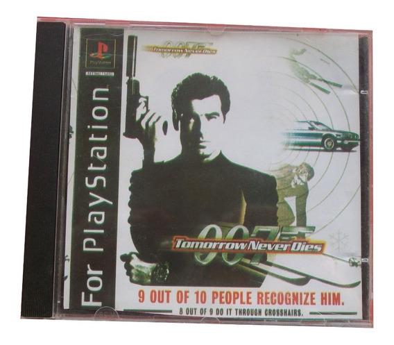 Cd | For Plastation 007 |tomorrow Never Deis | Raríssimo.