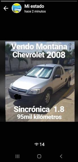 Chevrolet Montana Chevrolet Montana