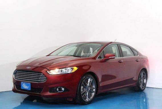 Ford Fusion 2016 Titanium