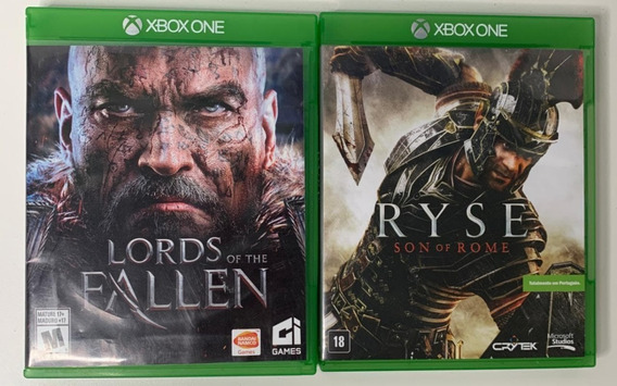 Lords Of The Fallen + Ryse Son Of Rome - Xbox One