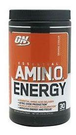 Optimum Nutrition Amino Energy Essential (30 Ea) Laranja Coo