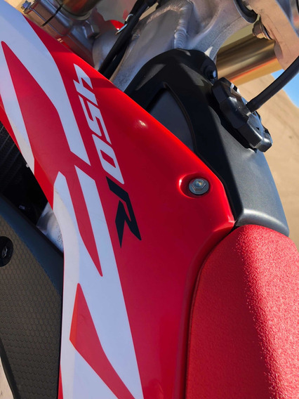 Honda Crf450 2017 Arranque Electrico 4 Horas Uso Inobjetable