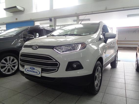 Ford Ecosport Se 1.6 Automática