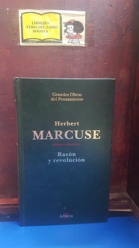 Herbert Marcuse - Razón Y Revolución - Filosofía
