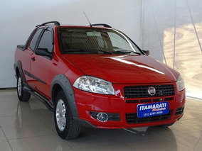 Fiat Strada 1.4 8v Working Cd (2874)