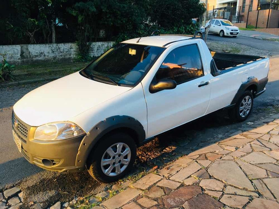 Fiat Strada 1.4 Working Flex 2p 2011