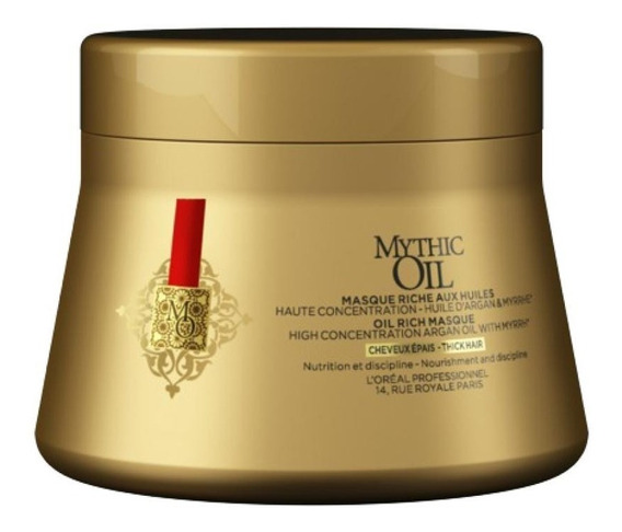Máscara Mythic Oil Loréal Professionnel 200ml