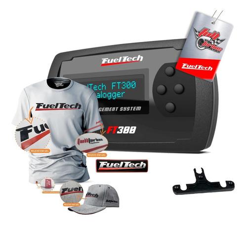 Fueltech Ft300 S/ Chic + Mega Brinde +camiseta Branca Gel Bb