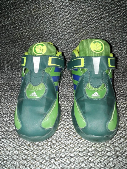Zapatillas Niño adidas Avengers Hulk