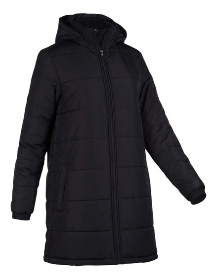 Campera Topper C Outdoor Des W Mujer Ng