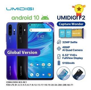 Umidigi F2 6/128gb Preto Original