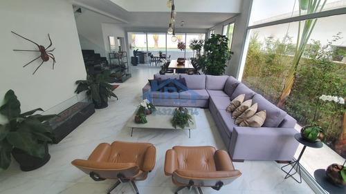 Imagem 1 de 30 de Sobrado Com 5 Dormitórios À Venda, 330 M² Por R$ 2.970.000,00 - Alphaville - Santana De Parnaíba/sp - So2060