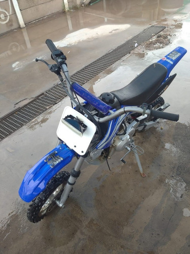 Moto Guerrero Enduro Cross Grf 90