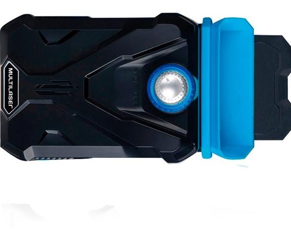 Cooler Para Notebook Warrior Heat Extractor Ac268 Multilaser