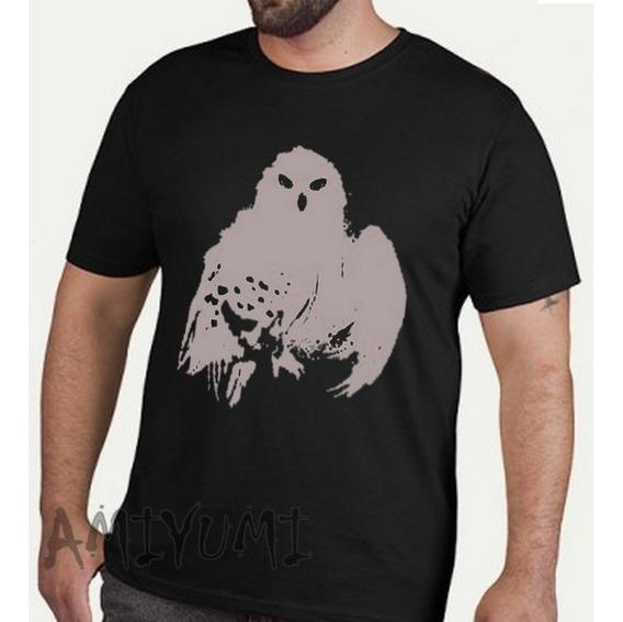 Camiseta Harry Potter Plus Size G1 G2 G3 Extra Grande Mod3
