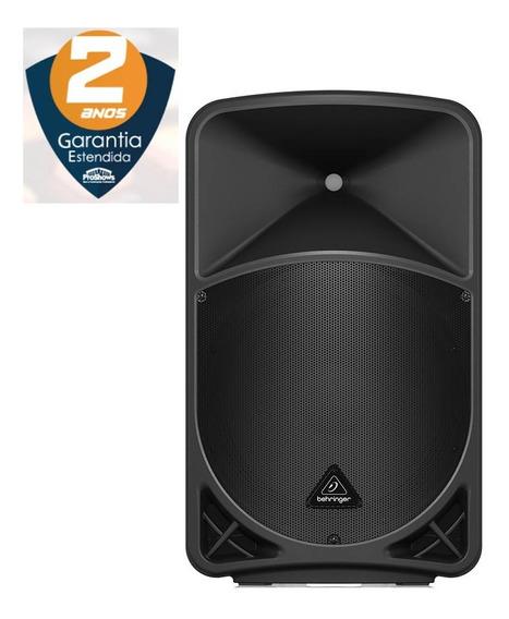 Caixa Ativa Behringer B15x C/ Dsp E Bluetooth 1000 W Ap0359