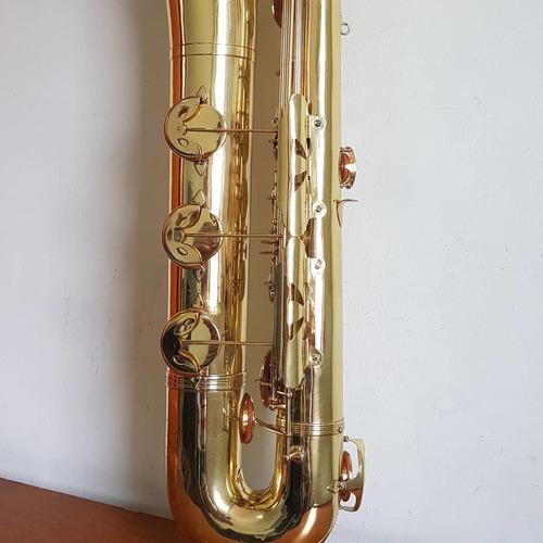 Sax Barítono Vito,  Com La# Made In France