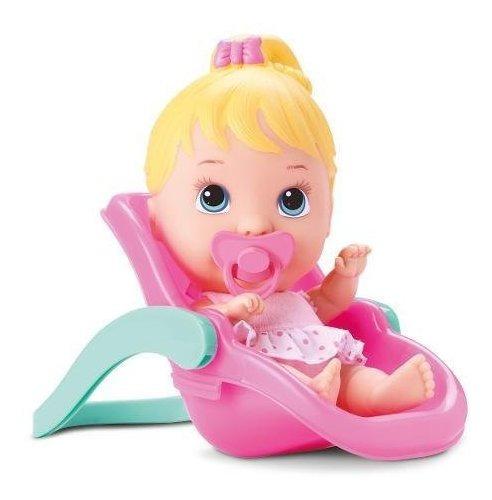 Boneca Little Dolls Conforto Divertoys 681