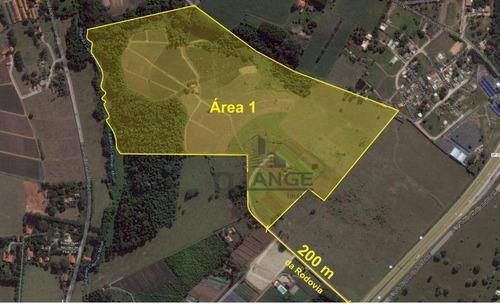 Área À Venda, 263000 M² Por R$ 60.490.000,00 - Jardim Nova América - Campinas/sp - Ar0314
