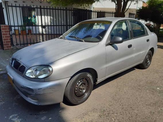 Carro Venta, Daewoo Lanos Se, Motor 1.5, Modelo 1999, Gris