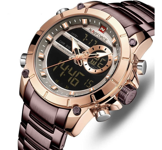 Relógio Masculino Esportivo Digital Original Militar Barato