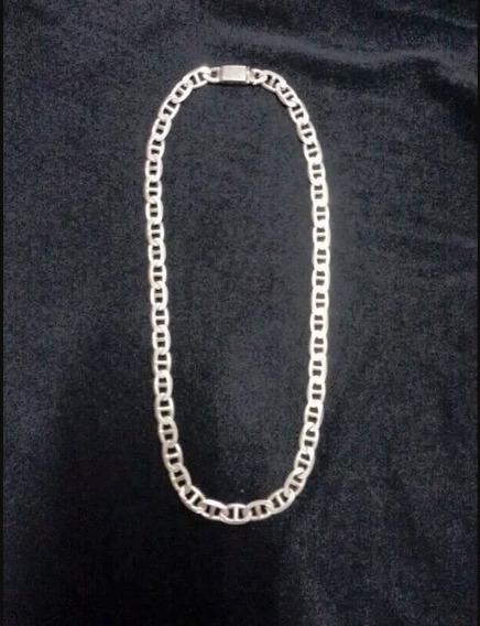 Colar De Prata 950, 85g, 60cm