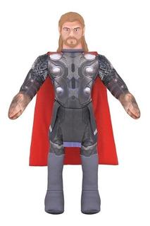 Muñeco Soft Thor Con Sonido Original New Toys 9009004
