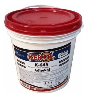 Adhesivo Base Acuosa Para Piso Vinilico X 4 Lts Kekol