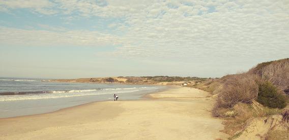 Venta Terreno Rocha Uruguay 2 Manzanas Enteras Playa Grande