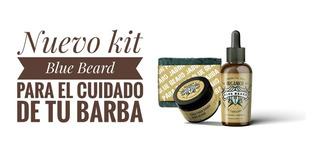 Productos Para La Barba: Kit De Aceite, Jabón Y Cera