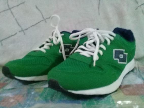 Zapatos Deportivos Lotto
