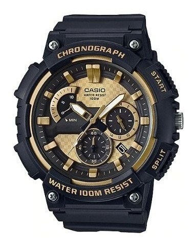 Relógio Casio Masculino Digital Mcw-200h-9avdf