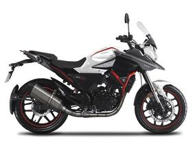 Moto Zanella Touring Gt 250 2 Inyeccion Preventa 0km 2019
