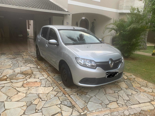 Renault Sandero 2017 1.6 16v Expression Sce 5p