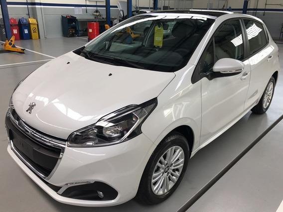 Peugeot 208 1.2 Allure Flex 5p Completo+teto 0km2019
