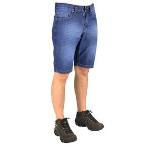 Kit 3 Bermuda Short Jeans Masculina Com Barra Top Atacado