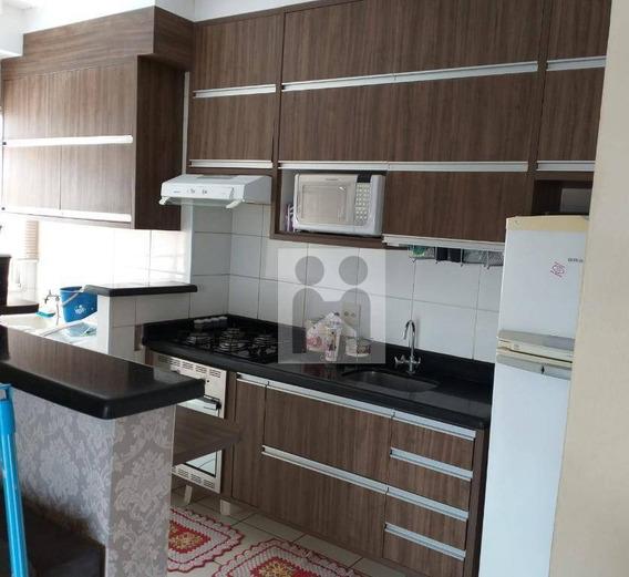 Apartamento Com 2 Dormitórios À Venda, 56 M² Por R$ 190.000 - Ipiranga - Ribeirão Preto/sp - Ap0994
