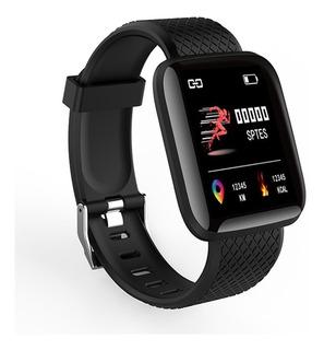 Smartwatch D13 Relógio Inteligente Preto