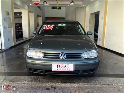 Volkswagen Golf 1.8 Gti 180cv Automático - 2006