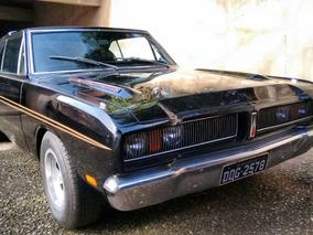 Dodge Charger Rt V8, Placa Preta