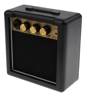 Mini Portátil 5w 9v Amplificador Altavoces De Guitarra