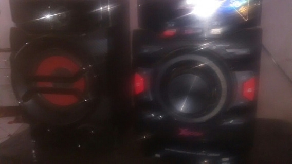 Mini System Lg 200w