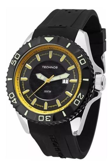 Relógio Technos Masculino Lindo Bem Conservado Semi Novo
