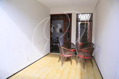 Casa Com 7 Dormitórios À Venda, 119 M² Por R$ 570.000,00 - Joaquim Távora - Fortaleza/ce - Ca0317